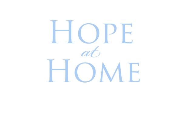 Hope at Home Series vertical